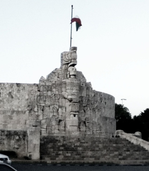 Paseo de Montejo in Merida