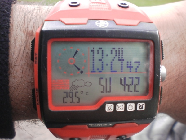 Image of Timex Expedition Trekking Watch